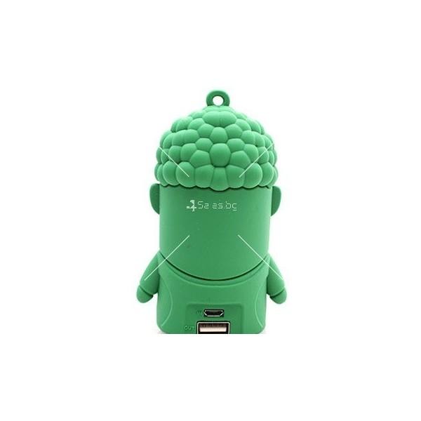Външна батерия Cartoon mobile power supply - Hulk 3