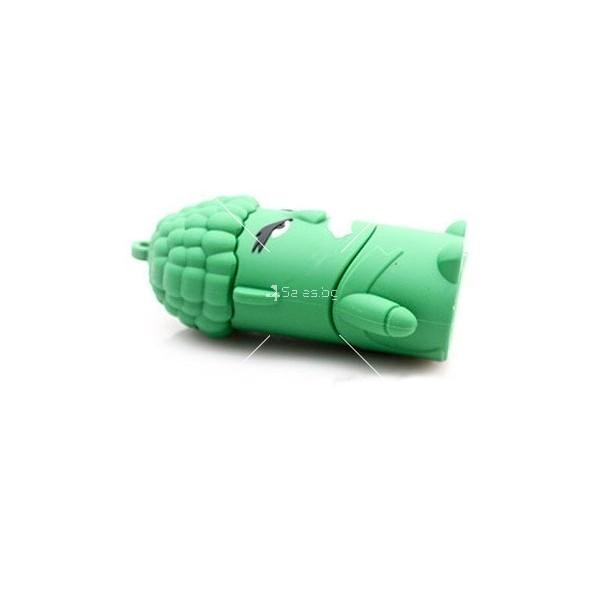 Външна батерия Cartoon mobile power supply - Hulk 5