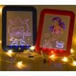 Светещ таблет за рисуване Magic Sketch Pad TV421 4