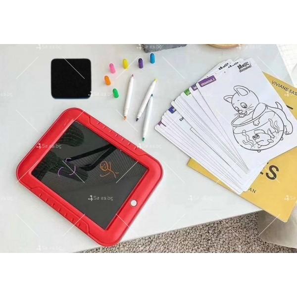 Светещ таблет за рисуване Magic Sketch Pad TV421 7