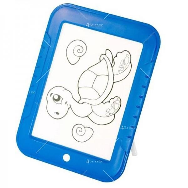 Светещ таблет за рисуване Magic Sketch Pad TV421 11