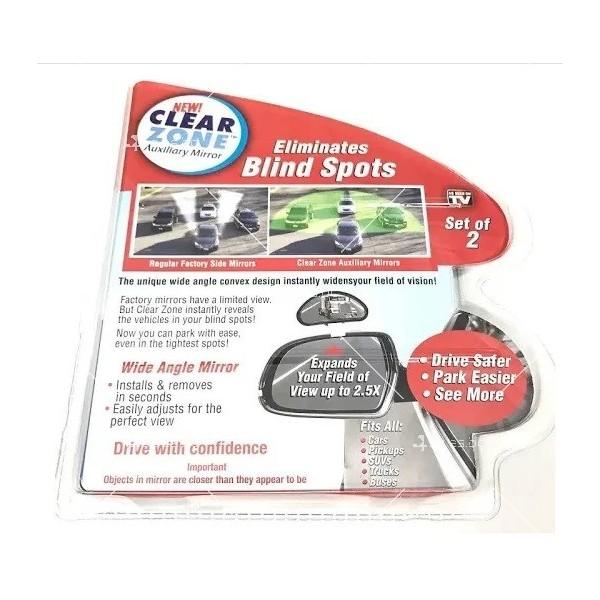 Допълнителни огледала за автомобил Clear Zone 3