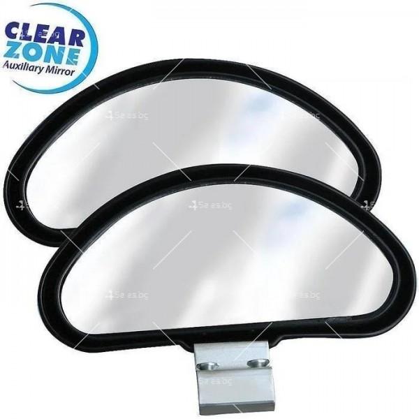 Допълнителни огледала за автомобил Clear Zone 7