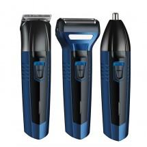 Машинка за подстригване и тример 3 в 1 Gemei GM-566 TV457