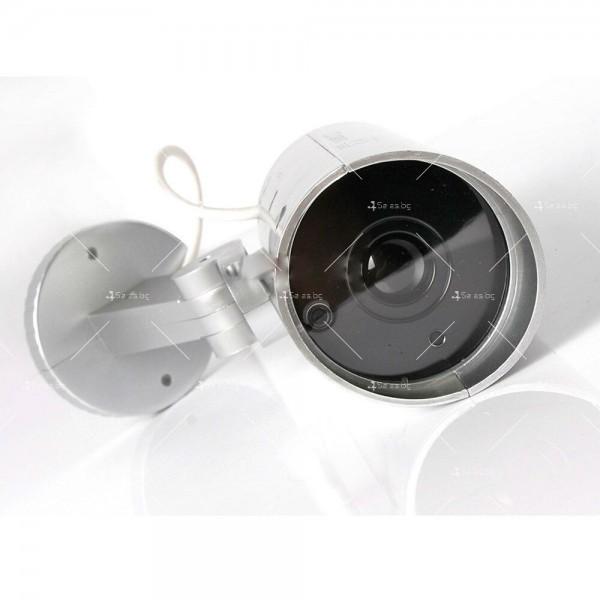 Реалистична фалшива видео камера за наблюдение 4