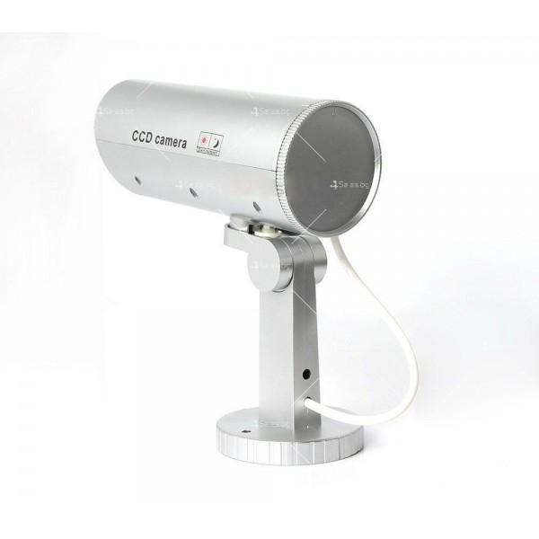 Реалистична фалшива видео камера за наблюдение 5