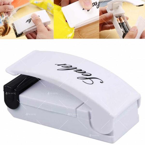 Уред за запечатване на торби и пликове Bag Sealer TV332 2