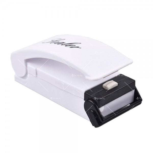 Уред за запечатване на торби и пликове Bag Sealer TV332 4