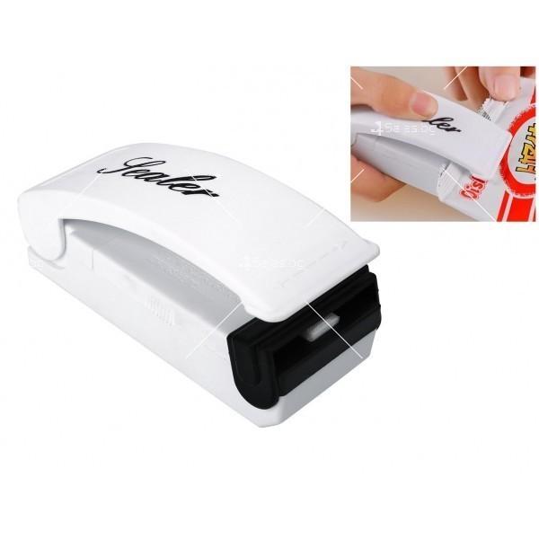 Уред за запечатване на торби и пликове Bag Sealer TV332 7