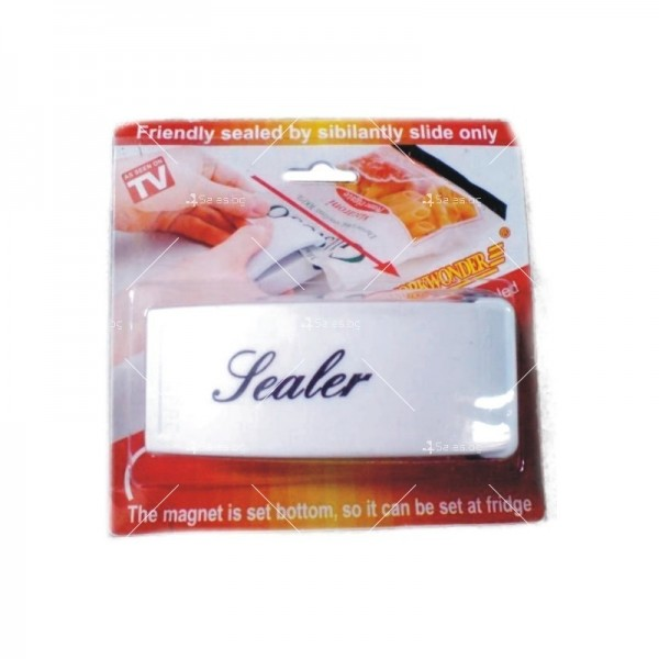 Уред за запечатване на торби и пликове Bag Sealer TV332 9