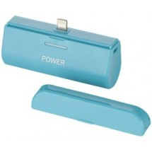 Външна батерия Small strong power bank, Blue
