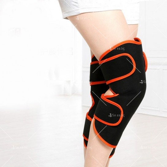 Електрически затоплящ колан за коляно, TV298