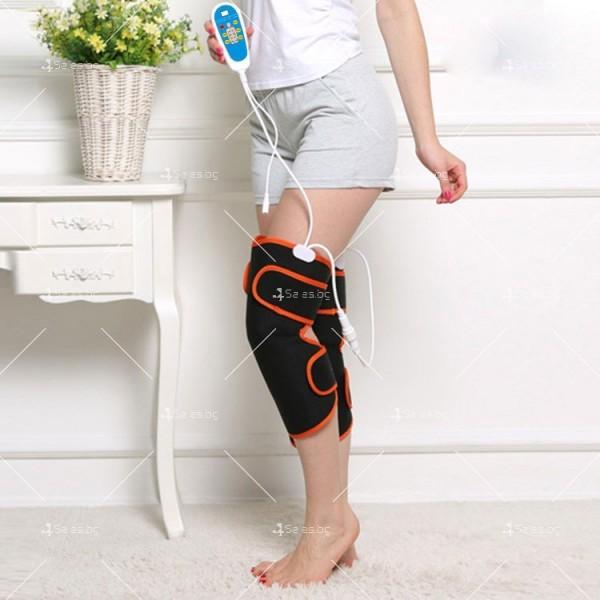 Електрически затоплящ колан за коляно, TV298 2