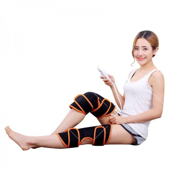 Електрически затоплящ колан за коляно, TV298 3