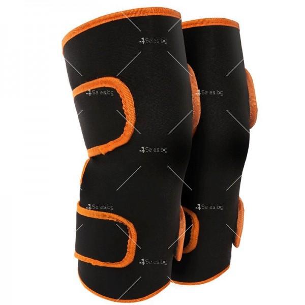 Електрически затоплящ колан за коляно, TV298 4