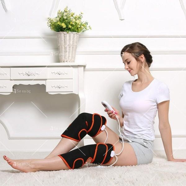 Електрически затоплящ колан за коляно, TV298 5