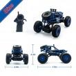 Детски акумулаторен автомобил с дистанционно управление, TOY CAR-16 8