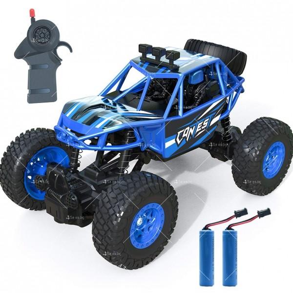 Детски акумулаторен автомобил с дистанционно управление, TOY CAR-16 2