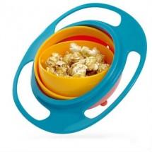 Детска купа за хранене въртяща се на 360 градуса