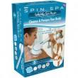 Spin Spa водоустойчива душ четка с дръжка 4