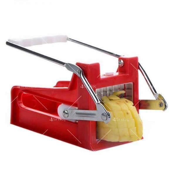Пресата за рязане на картофи Perfect Fries 2