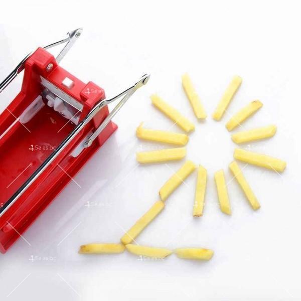 Пресата за рязане на картофи Perfect Fries 3