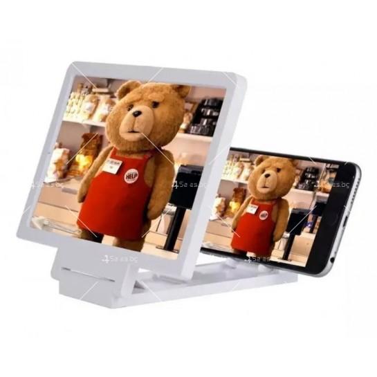 Увеличителен екран за телефон 3D TV166