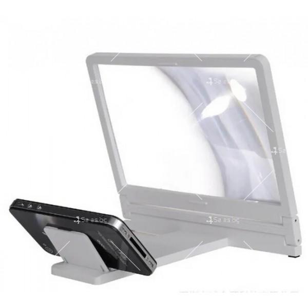 Увеличителен екран за телефон 3D TV166 4