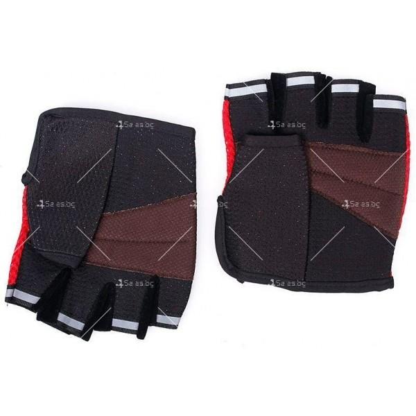 Спортни ръкавици с отрязани пръсти Kntghlaood 2