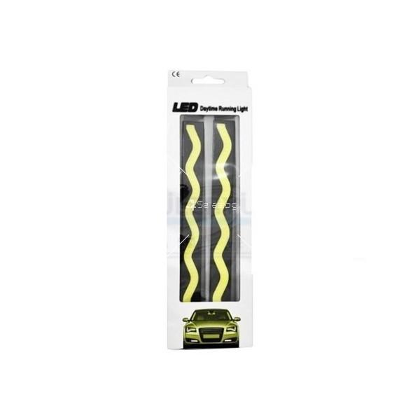 LED Дневени светлини Race Sport® - Плазмен стил 200mm 5
