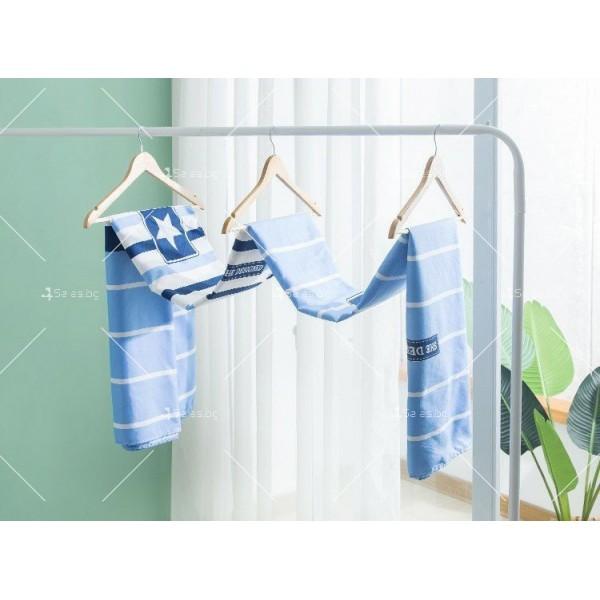 Спираловиден простор/закачалка за чаршафи, одеяла и кърпи TV303 5
