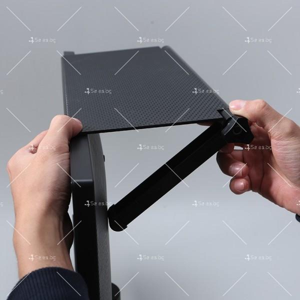 Практична сгъваема поставка за рутер, дистанцианно или ТВ приемник TV306 2