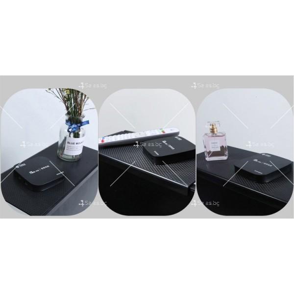 Практична сгъваема поставка за рутер, дистанцианно или ТВ приемник TV306 5