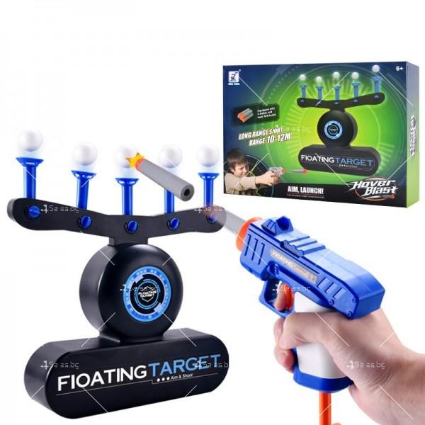Детска игра с пистолети и плаващи мишени TV309 6