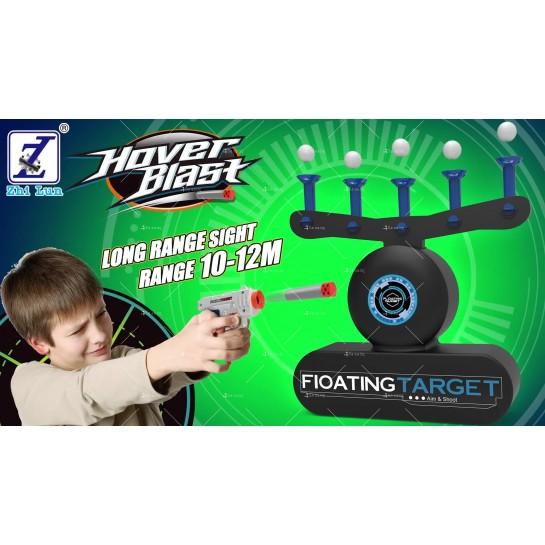 Детска игра с пистолети и плаващи мишени TV309