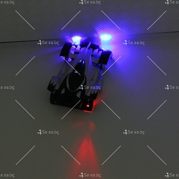 Антигравитационна кола - Wall climber car - количка която се движи по стени 1