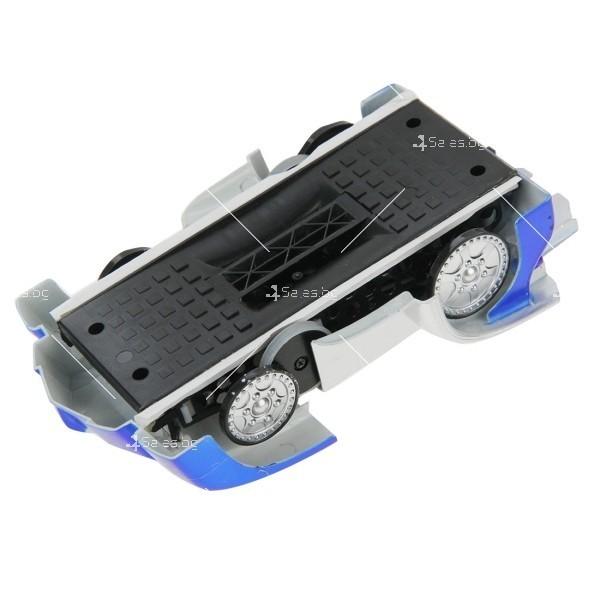 Антигравитационна кола - Wall climber car - количка която се движи по стени 7