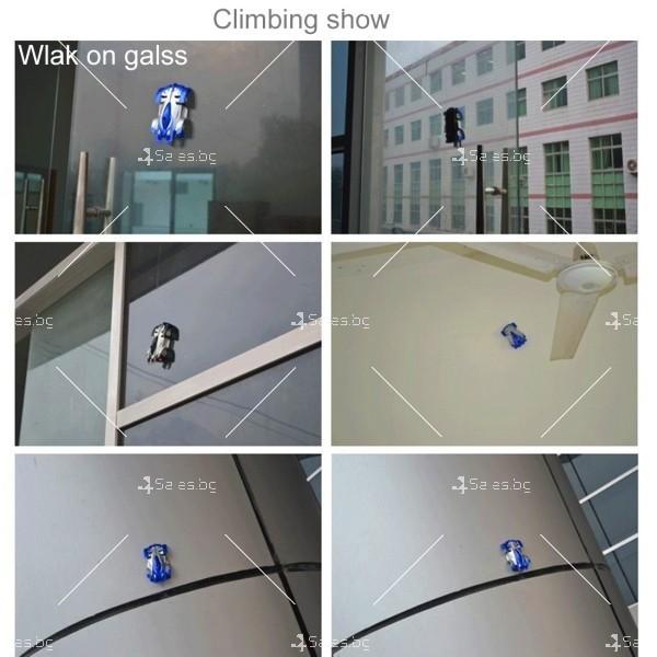 Антигравитационна кола - Wall climber car - количка която се движи по стени 15