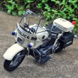 Декоративна мини-фигурка полицейски мотоциклет 5