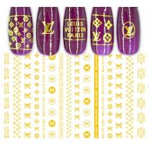 Стикери за декорация на маникюр и педикюр, Zjy57