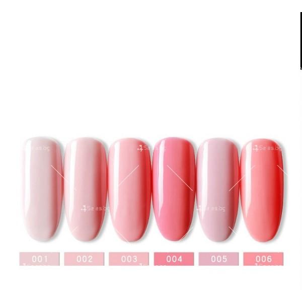 Висококачествен UV гел лак за нокти марка JMOFO, Zjy59