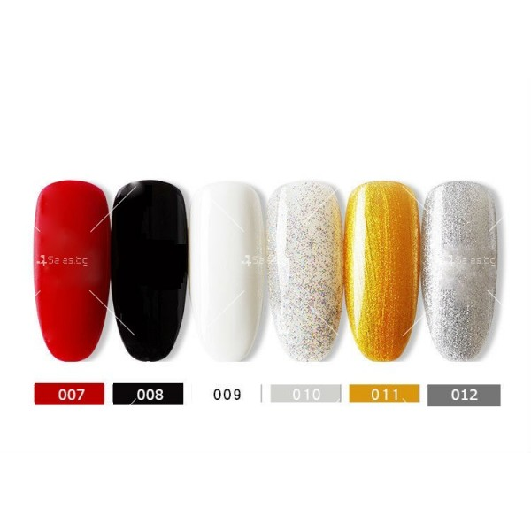 Висококачествен UV гел лак за нокти марка JMOFO, Zjy59 3