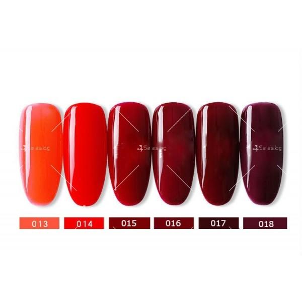 Висококачествен UV гел лак за нокти марка JMOFO, Zjy59 4