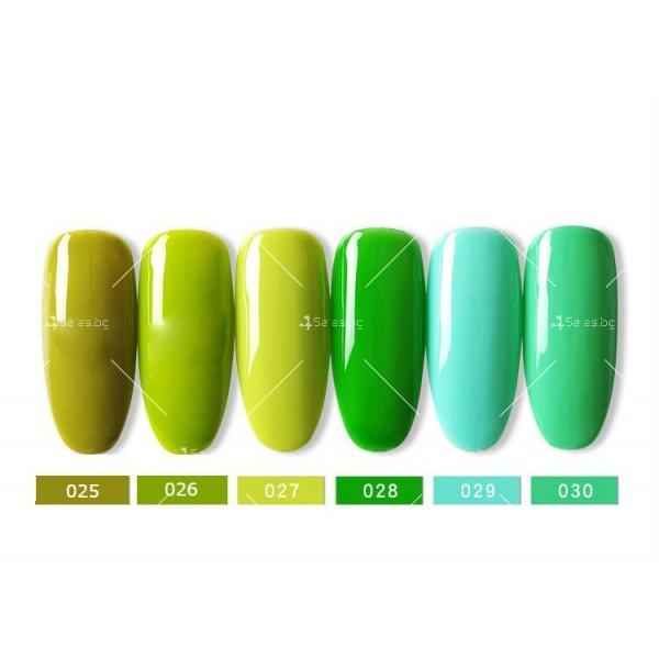 Висококачествен UV гел лак за нокти марка JMOFO, Zjy59 6