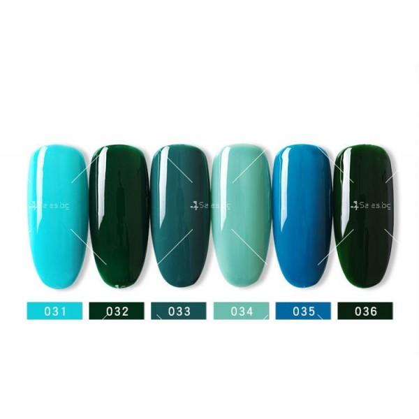 Висококачествен UV гел лак за нокти марка JMOFO, Zjy59 7