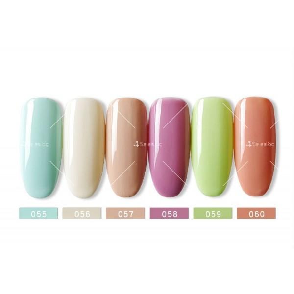 Висококачествен UV гел лак за нокти марка JMOFO, Zjy59 11