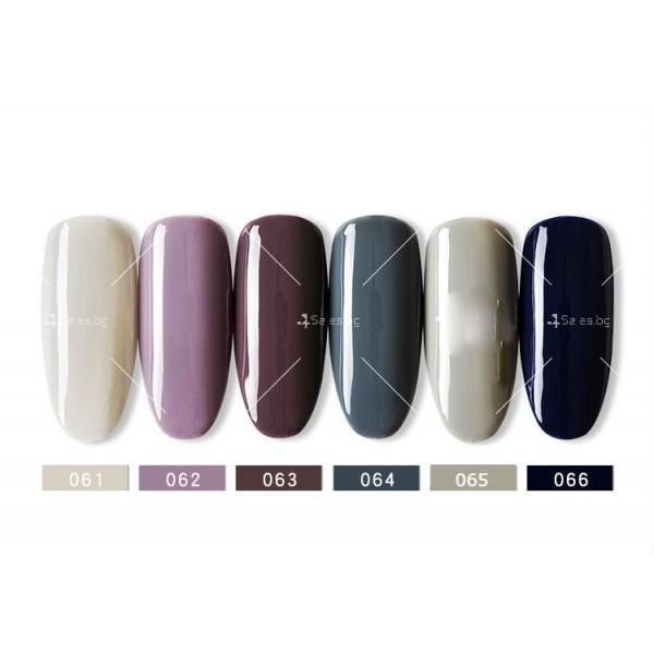 Висококачествен UV гел лак за нокти марка JMOFO, Zjy59 12