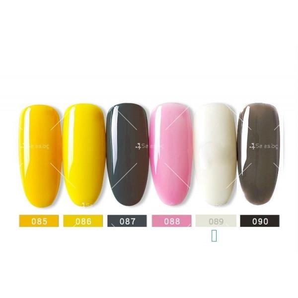 Висококачествен UV гел лак за нокти марка JMOFO, Zjy59 16
