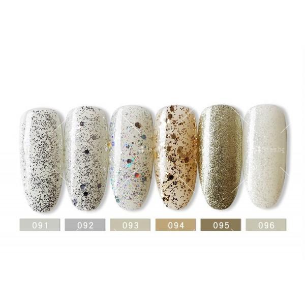 Висококачествен UV гел лак за нокти марка JMOFO, Zjy59 17
