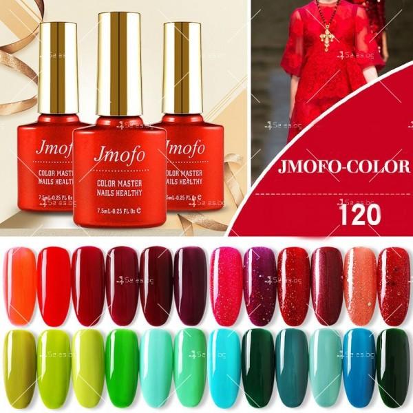 Висококачествен UV гел лак за нокти марка JMOFO, Zjy59 25